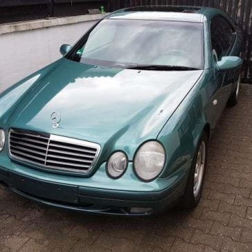 Mercedes-Benz CLK 230 Coupe